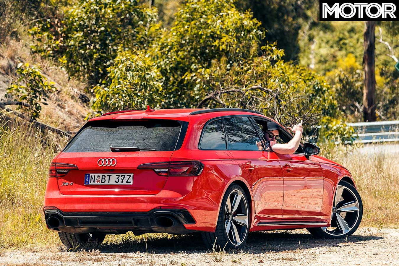 Performance Car Of The Year 2019 6th Place Audi RS 4 Avant Judges Comments Jpg