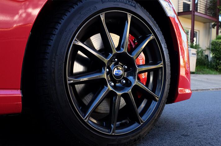 Brz Sports Pack Wheels And Brakes Jpg