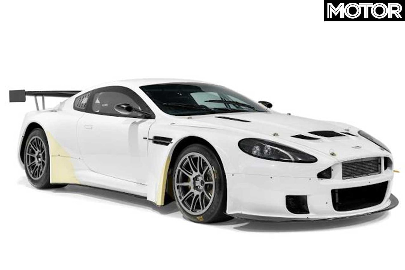 Gosford Classic Cars Auction Aston Martin DBRS 9 Front Jpg