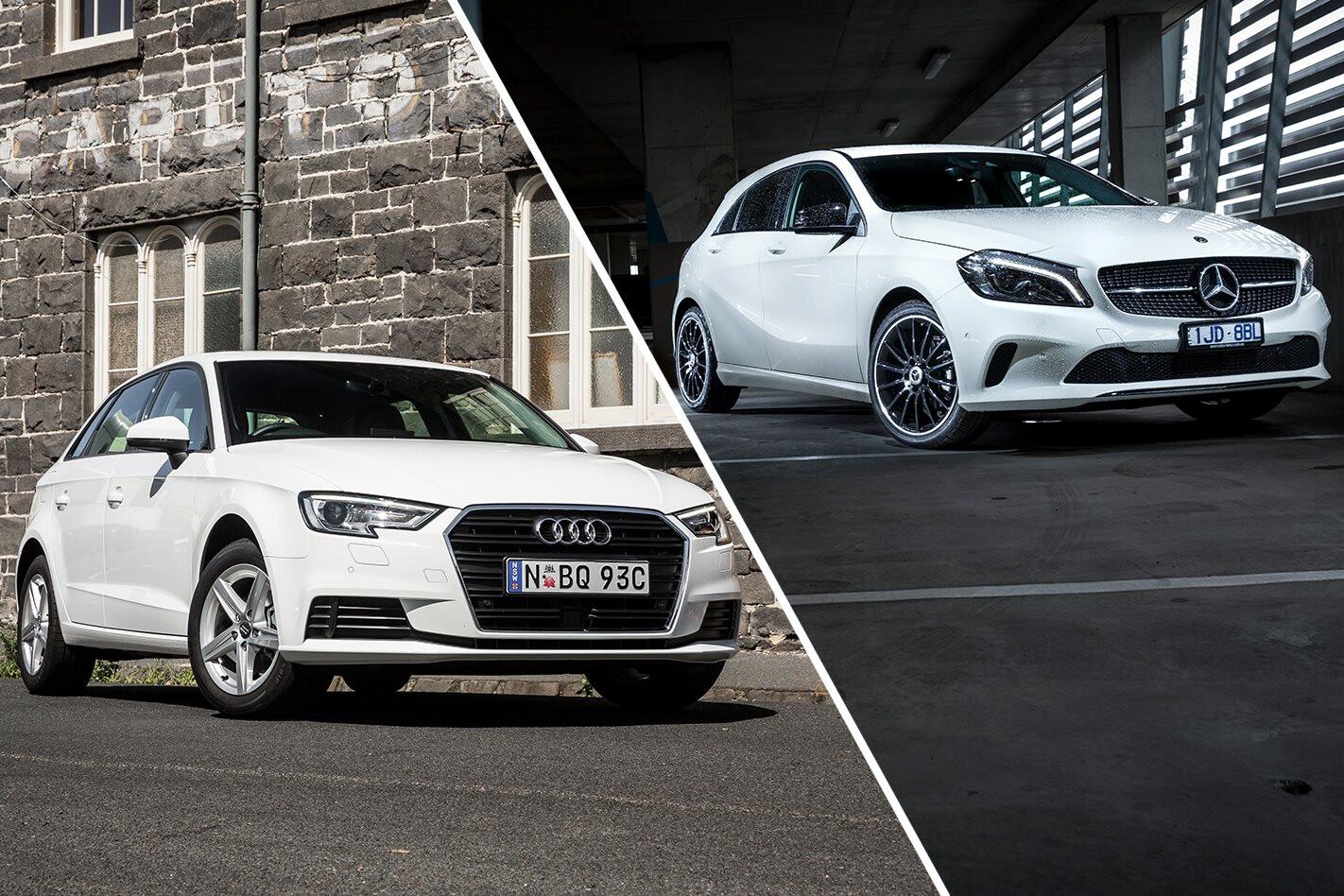 2018 Mercedes-Benz A180 City Edition vs Audi A3 Sportback 1.0 TFSI