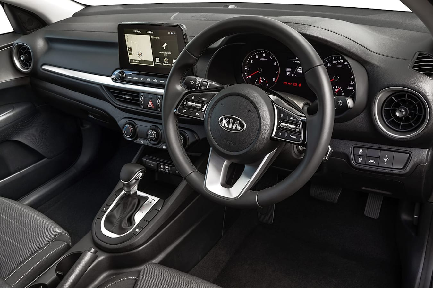 Kia Cerato Sport interior