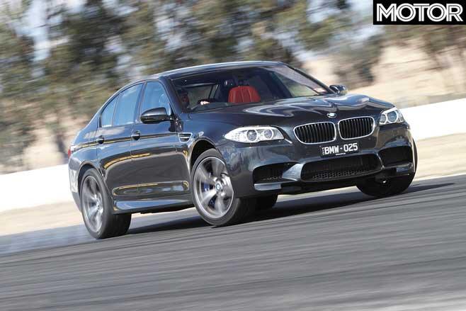 2010 BMW M 5 Drift Jpg