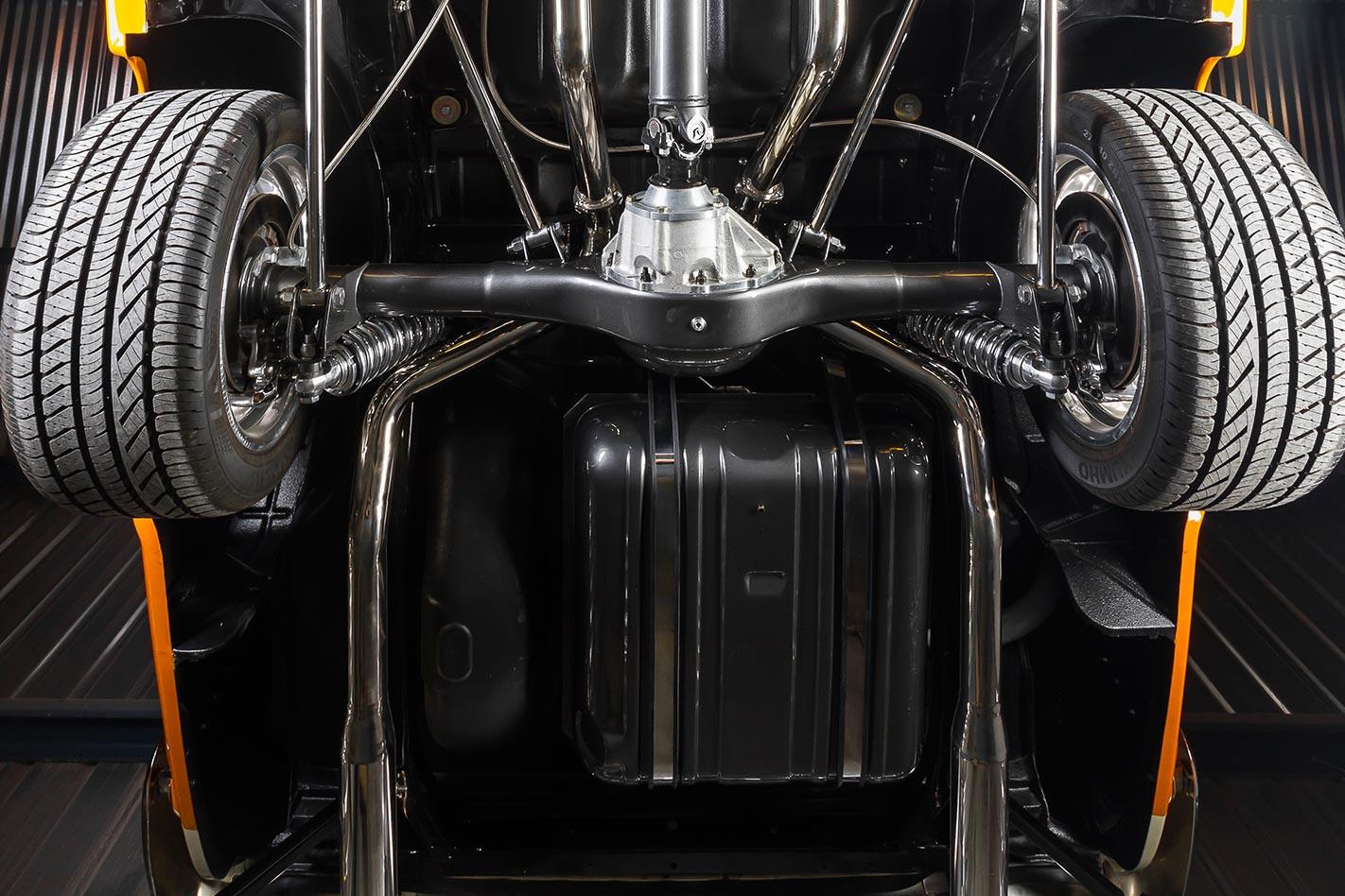 Chev Bel Air fuel tank