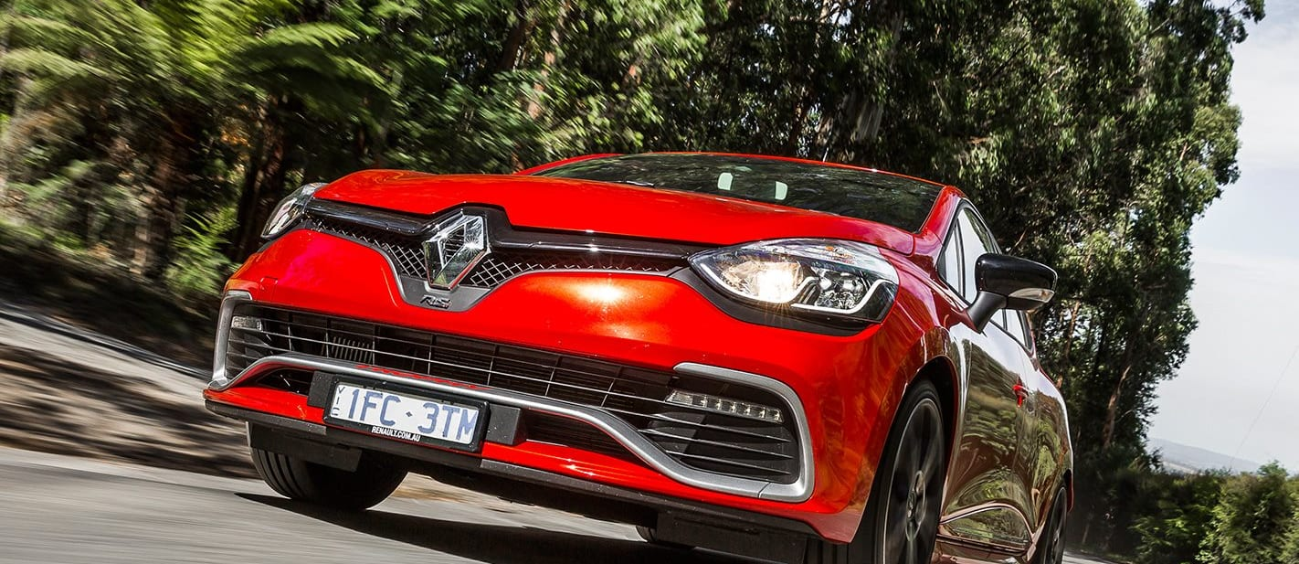 Renault Sport Clio Trophy review