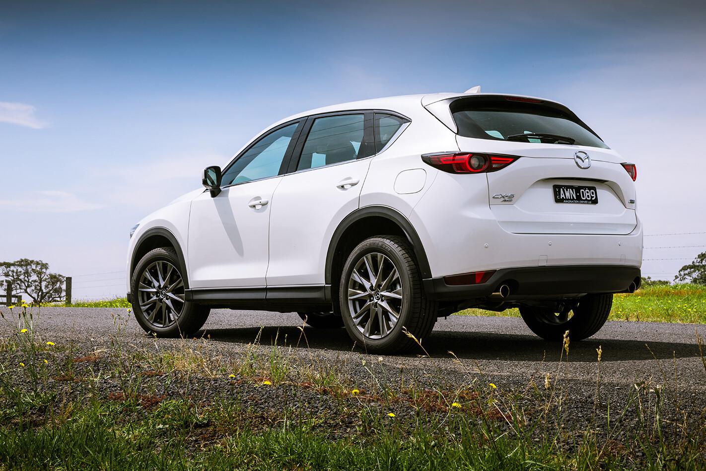 Twin Mazda Rear Jpg