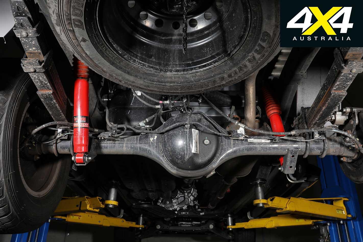 Ford Ranger Rear Differential Jpg