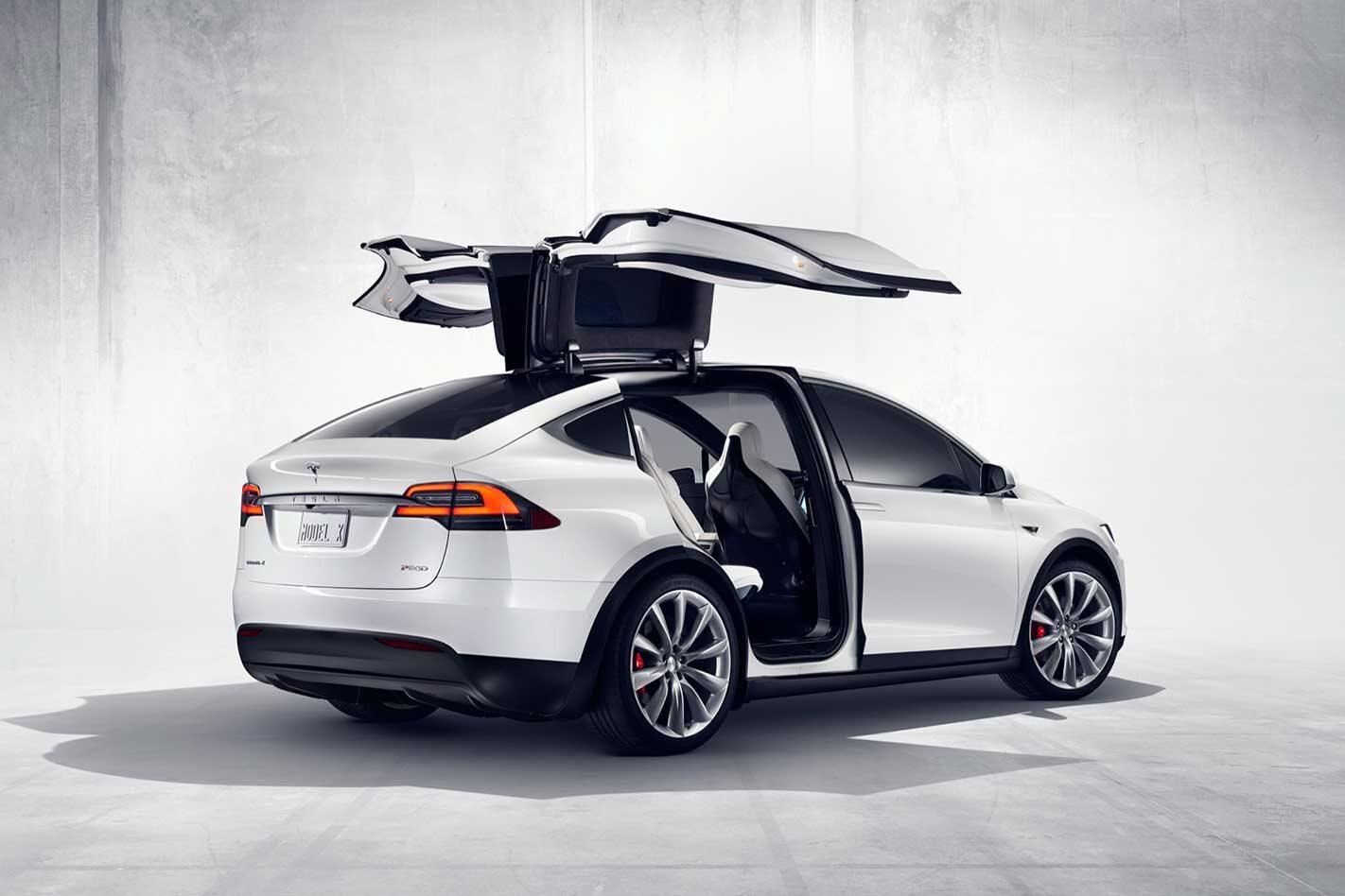 Tesla model X recall roof trim