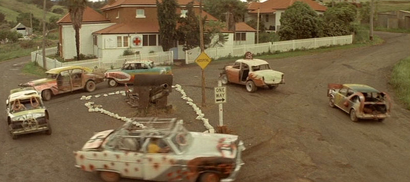 The Cars That Ate Paris movie review