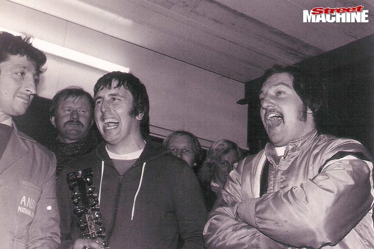 John Taverna and Phil Facciolo