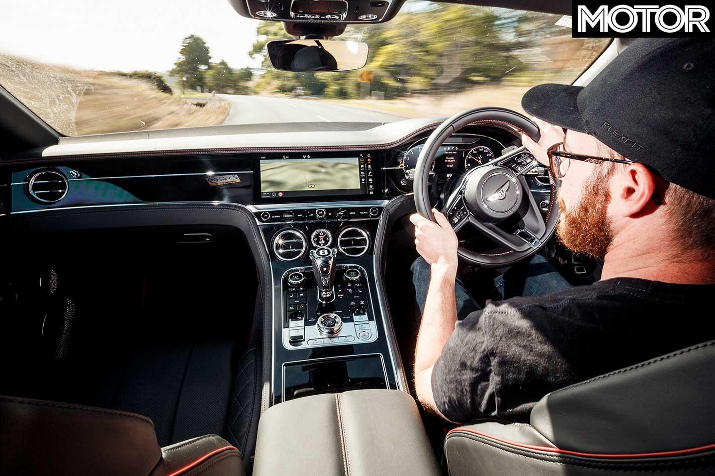 2019 Bentley Continental GT Interior Jpg