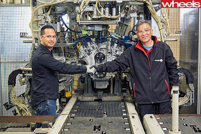 Holden -factory -workers