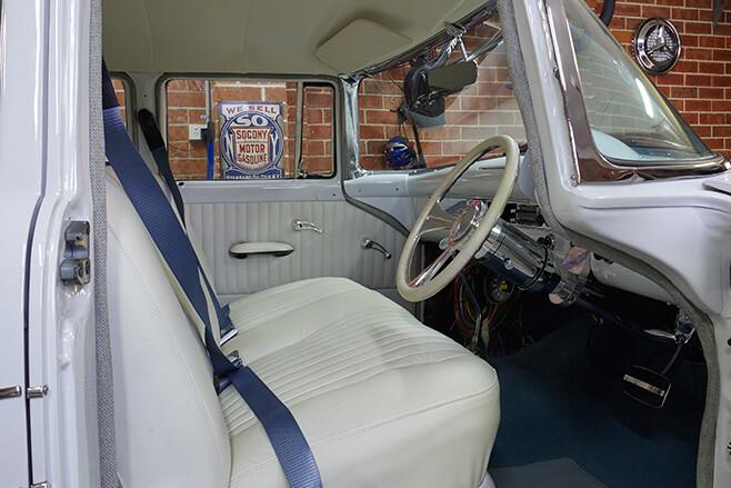 Customline interior