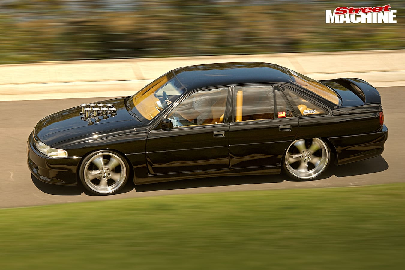 Holden VN Commodore onroad