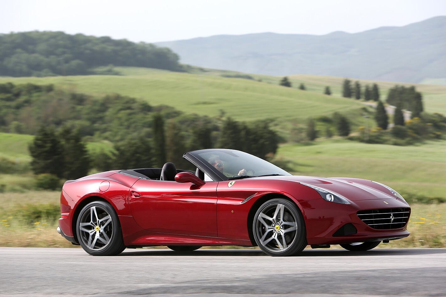 Ferrari California T test drive review