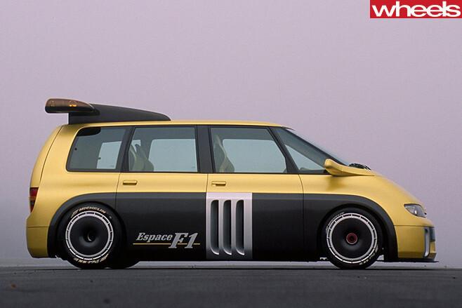 Renault -Espace -F1-2