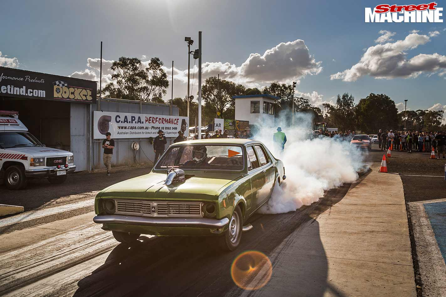 Holden HT at Holden Nationals