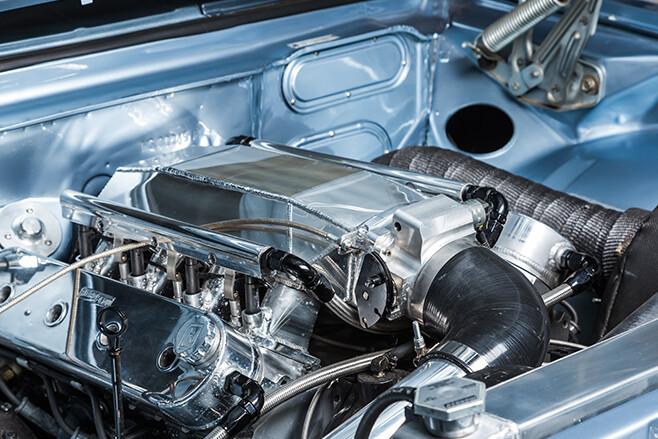 Holden HG engine