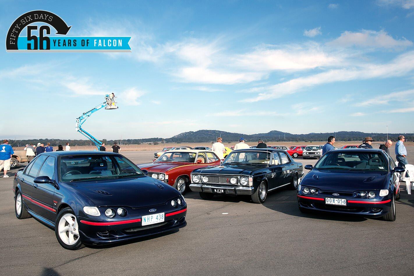 2010 Ford Falcon 50th Anniversary