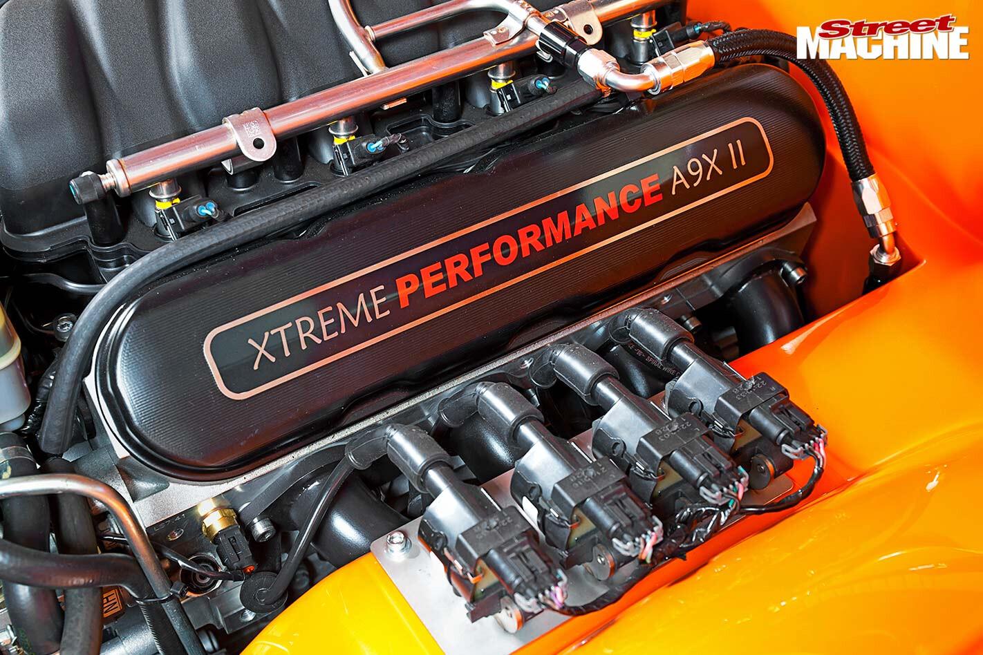 Holden Torana A9X replica engine