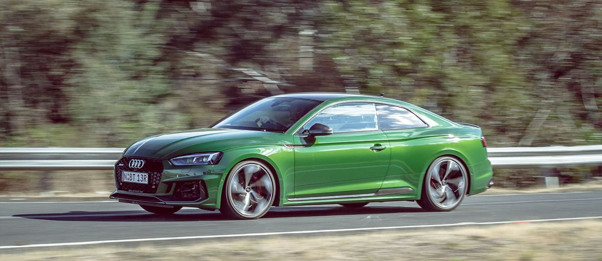 2018 Audi RS5 quick review