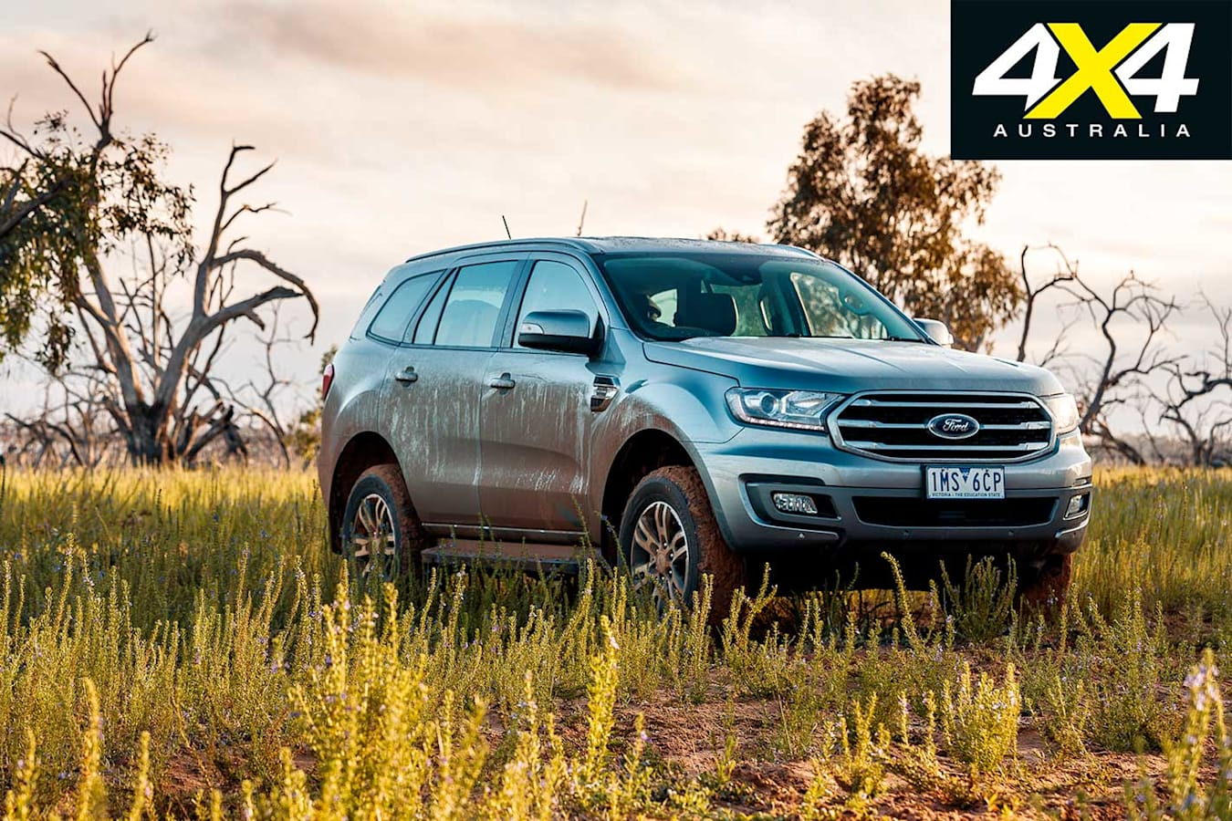 2019 4 X 4 Of The Year Ford Everest Trend Summary Jpg