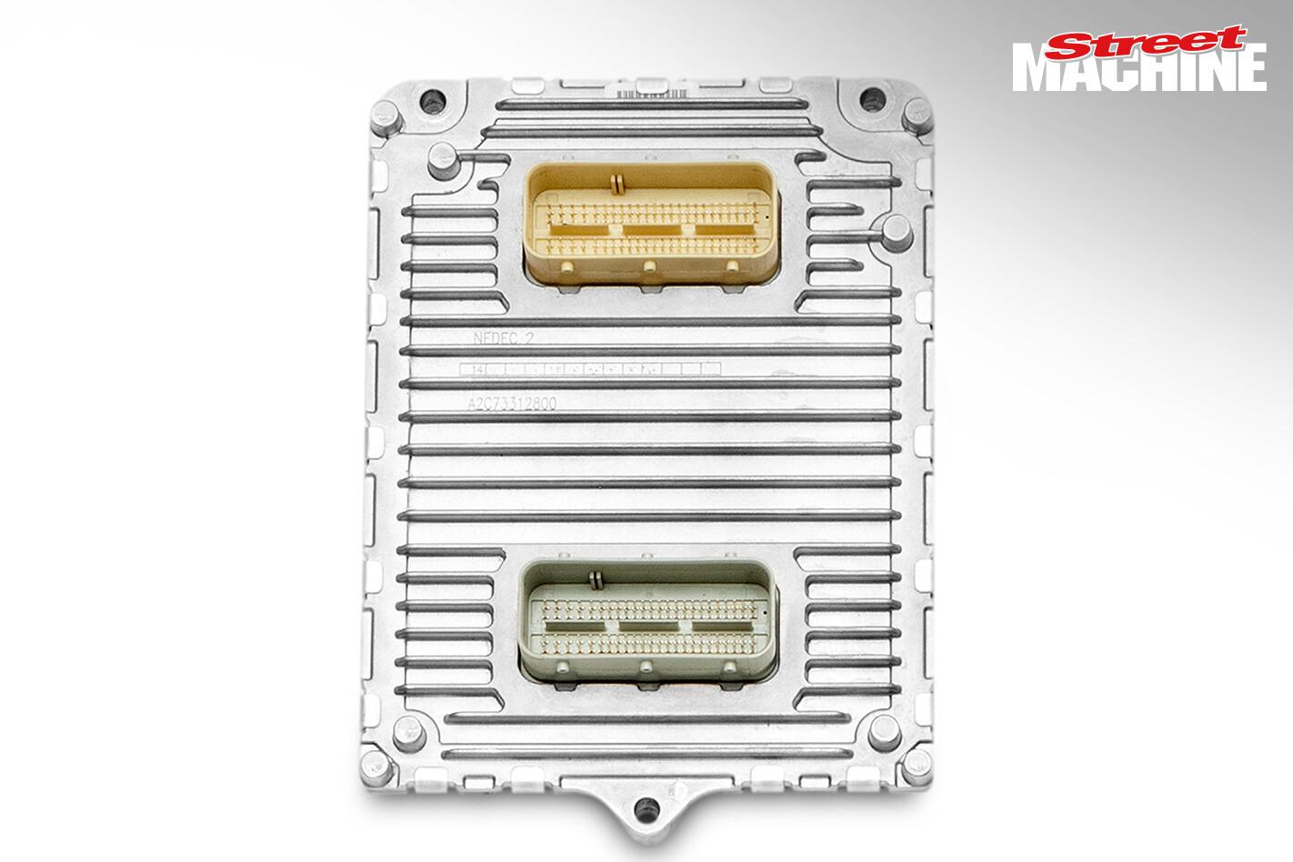 Mopar Hemi Conversion Kit SEMA 6