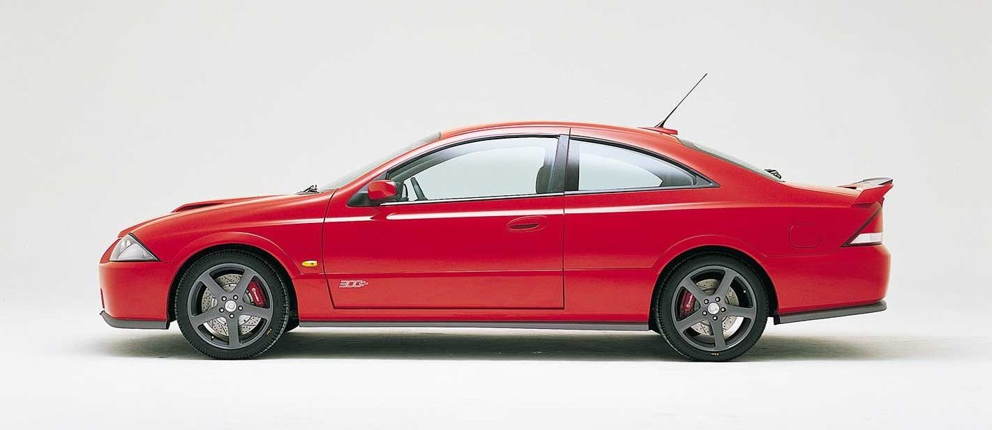 2001 Ford 300 plus Coupe Fast Car History