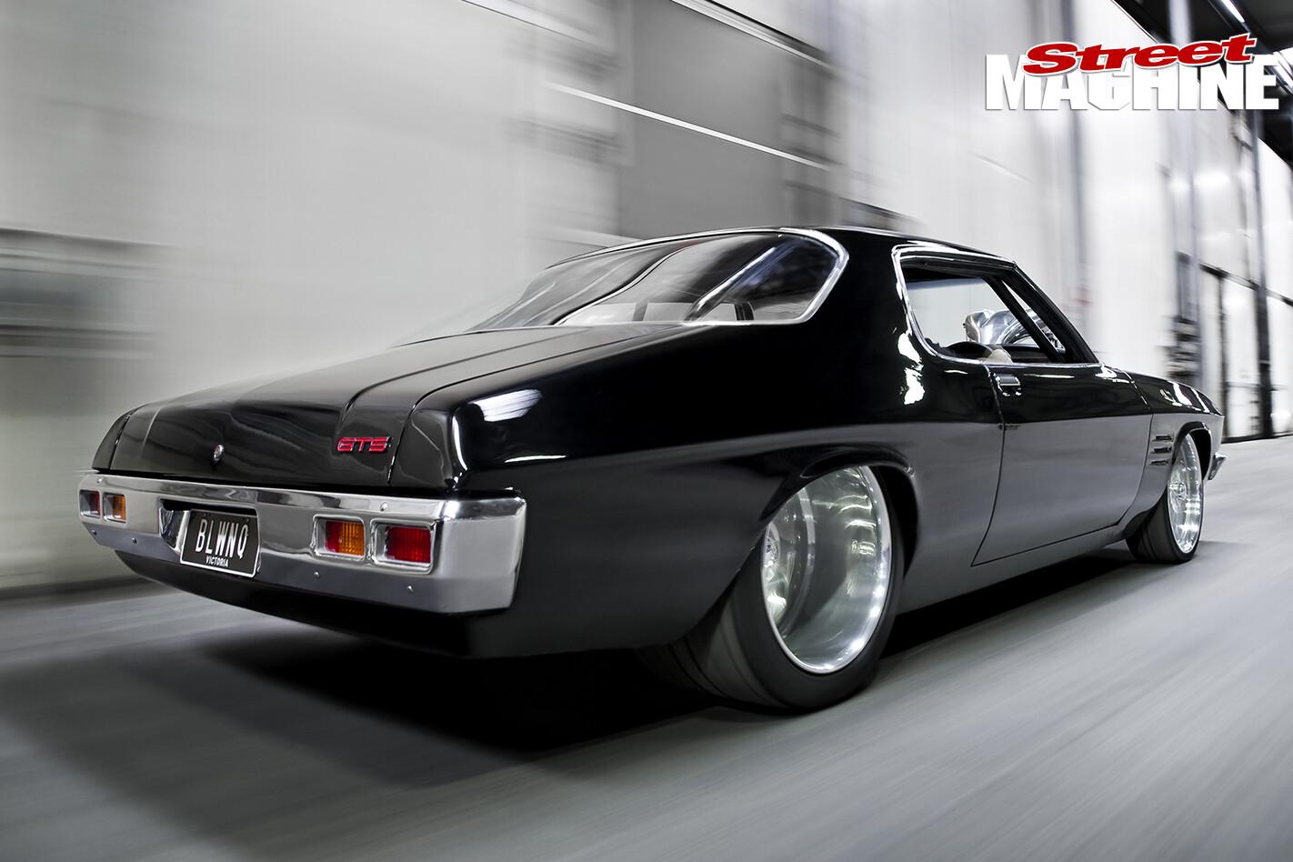Black -hq -onroad -rear