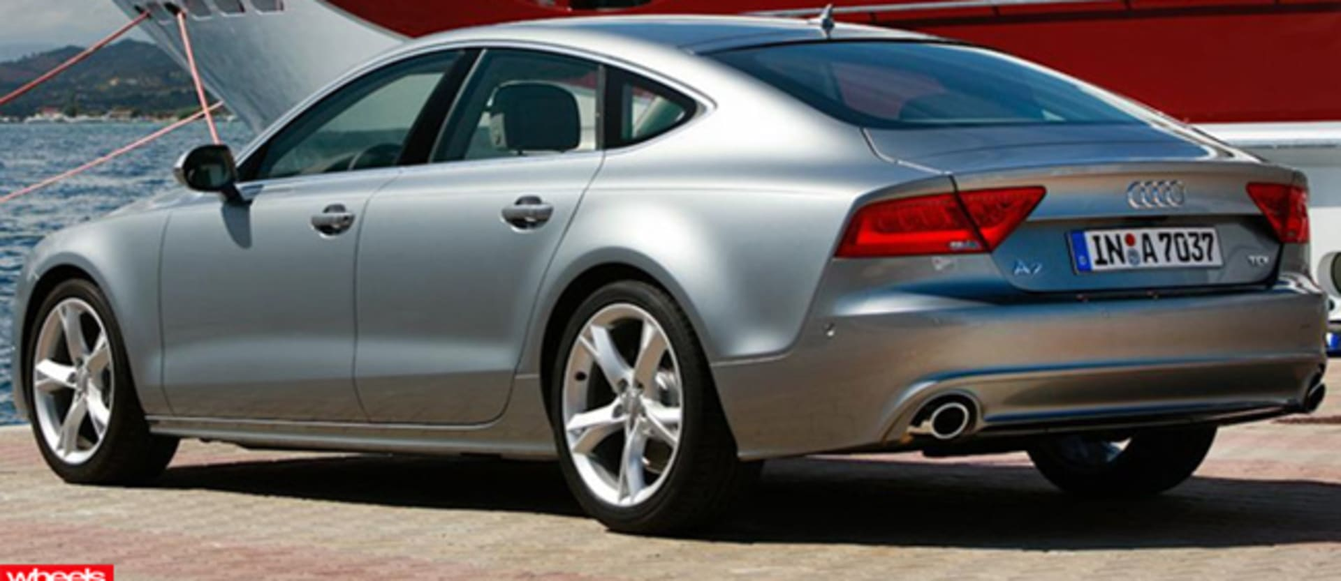 Review: Audi A7 2013, Wheels magazine, new, interior, price, pictures, video