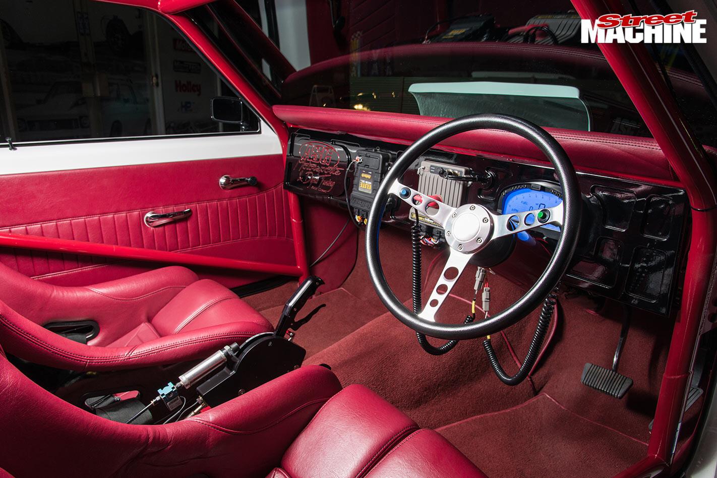 Holden LX Torana dash