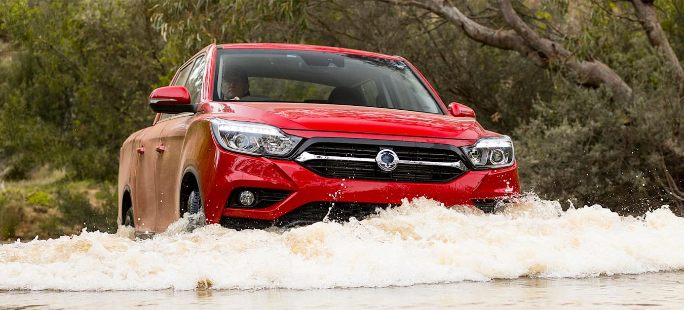 2020 4X4 Of The Year Ssangyong Musso XLV Ultimate news