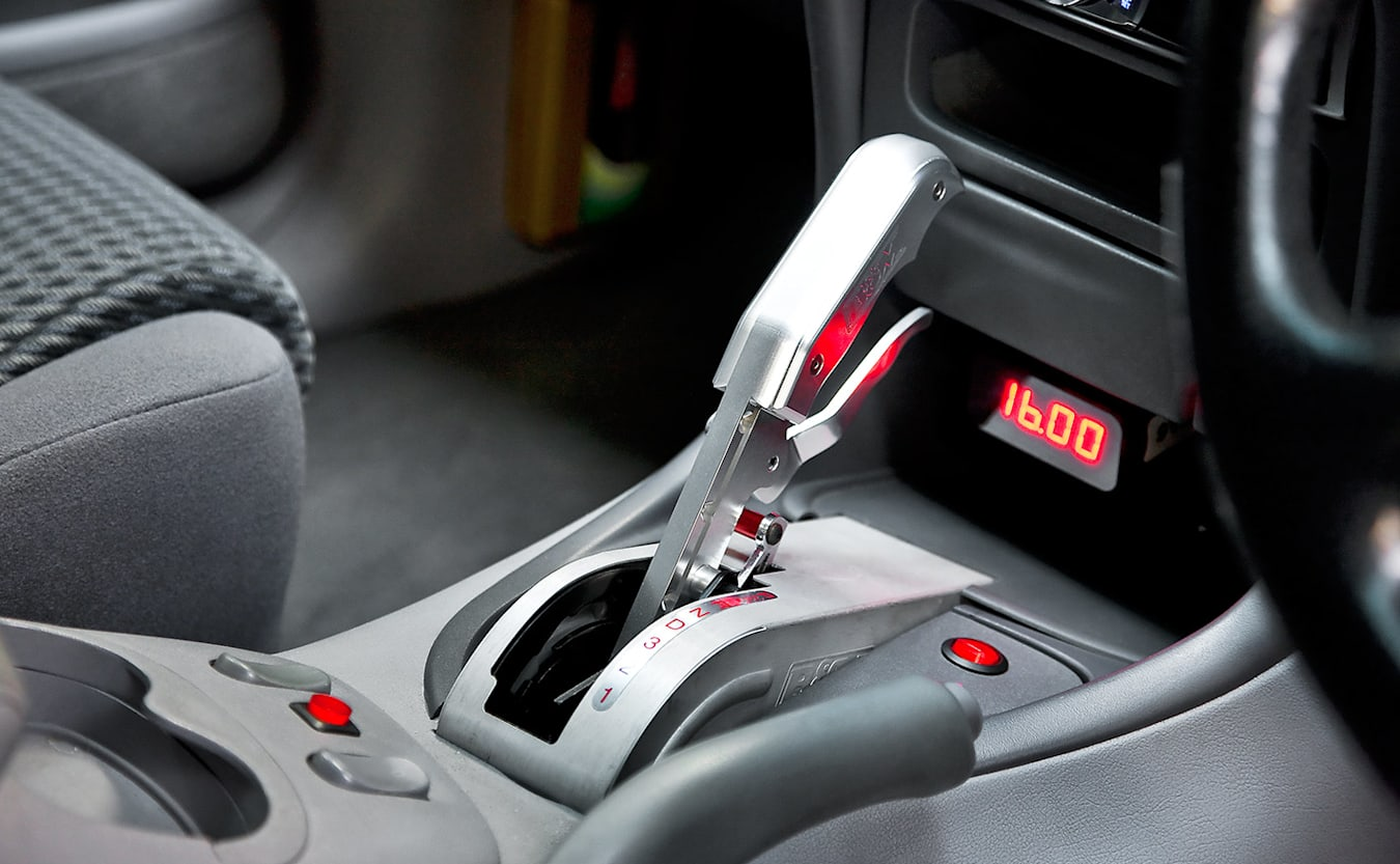 Ford Falcon XR6 shifter