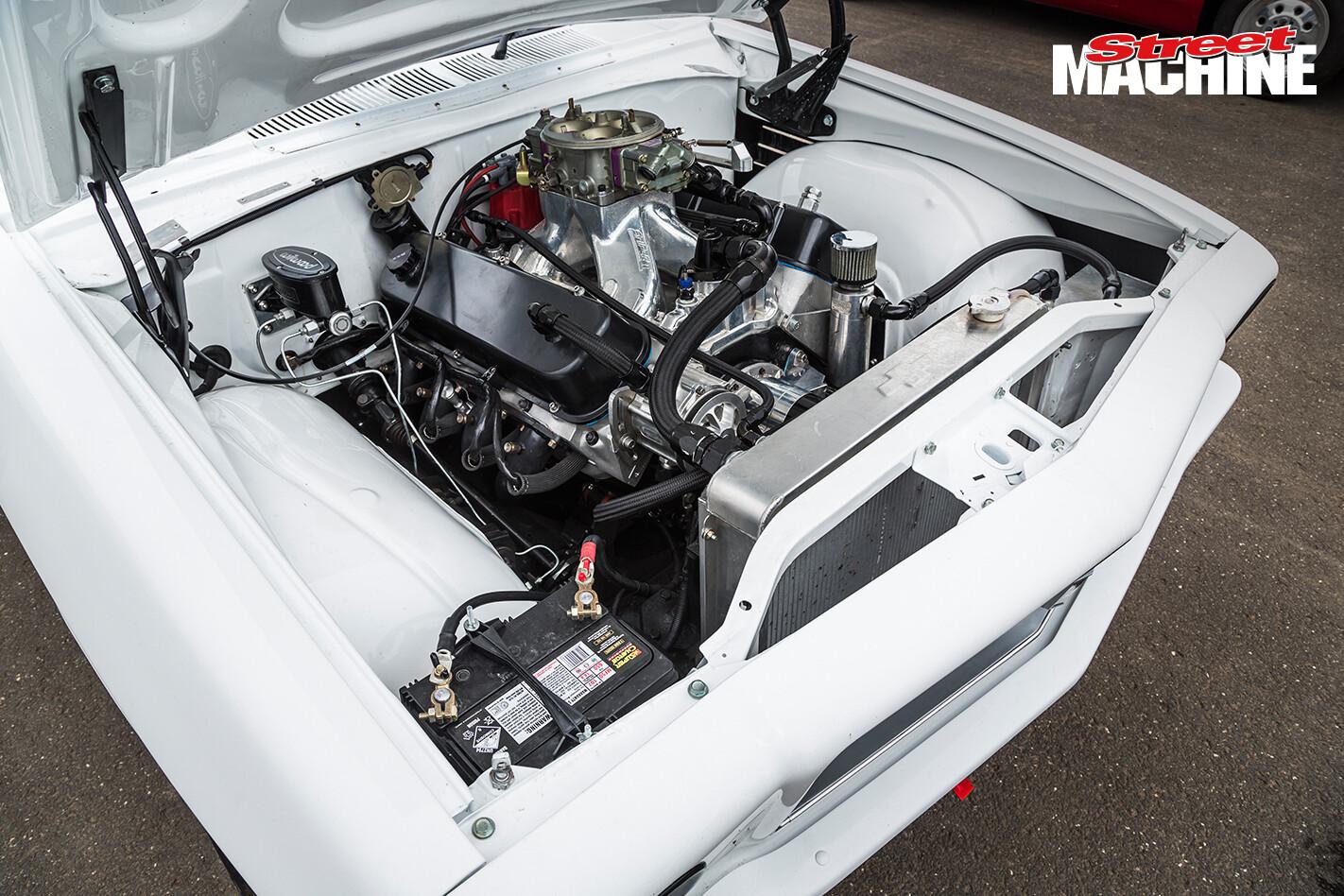 Holden HQ One Tonner Big Block Engine