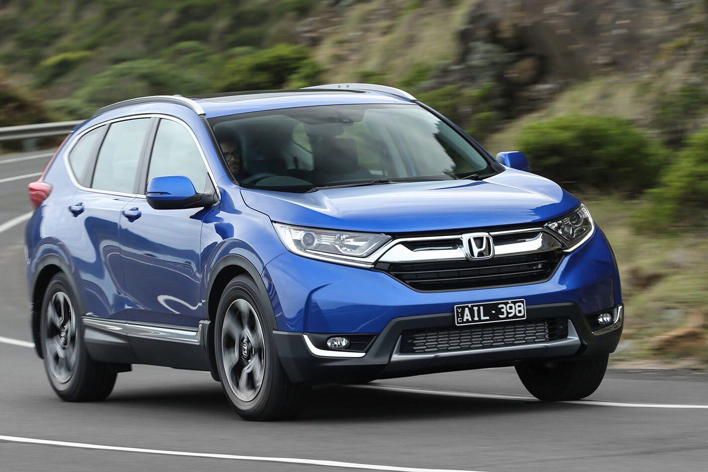 Honda CR V V Ti LX 2017 Drive MAIN 2 Jpg