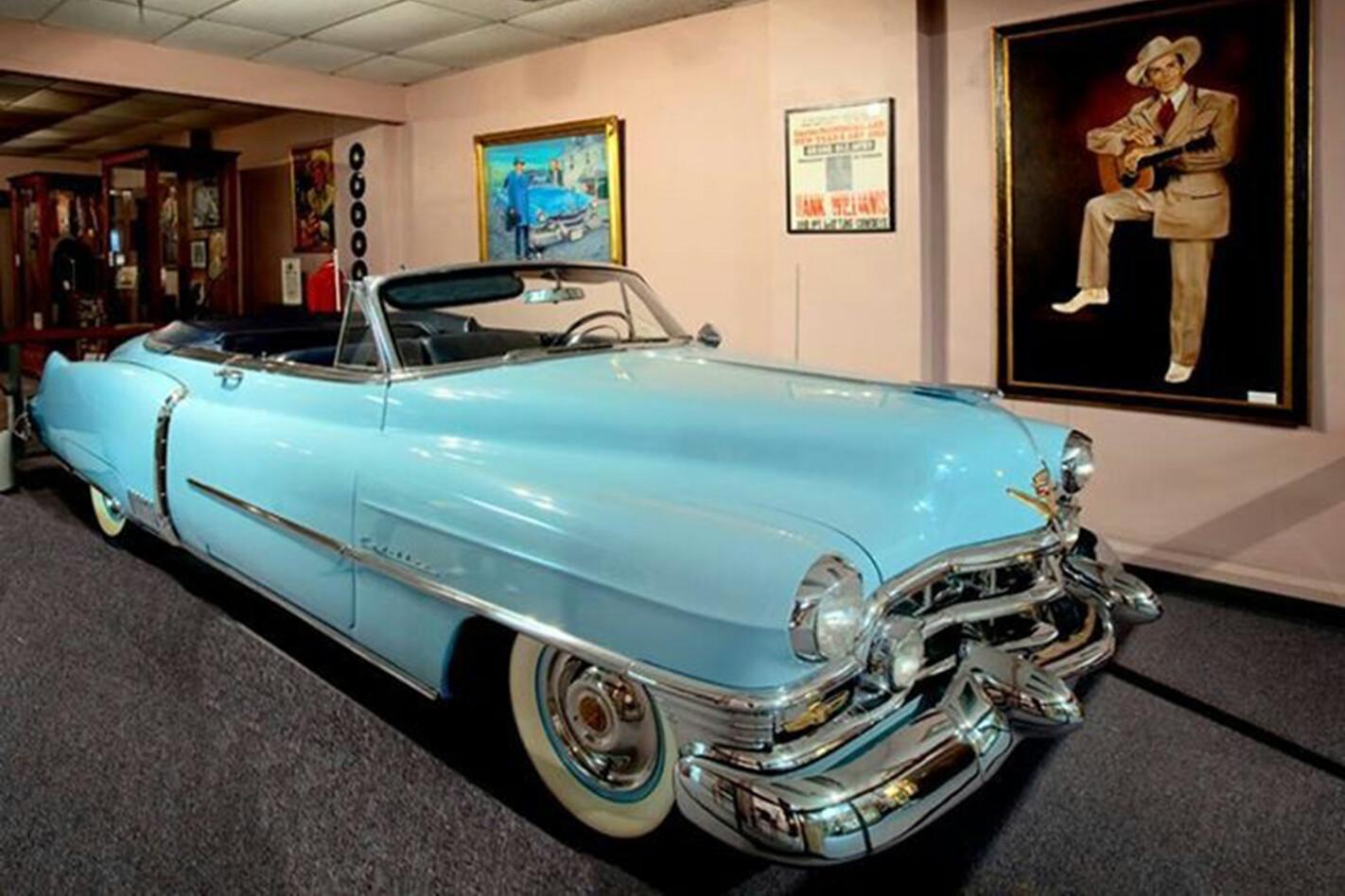Hank Williams' Cadillac