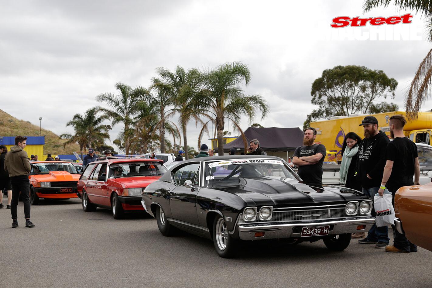 Chevrolet Chevelle 2