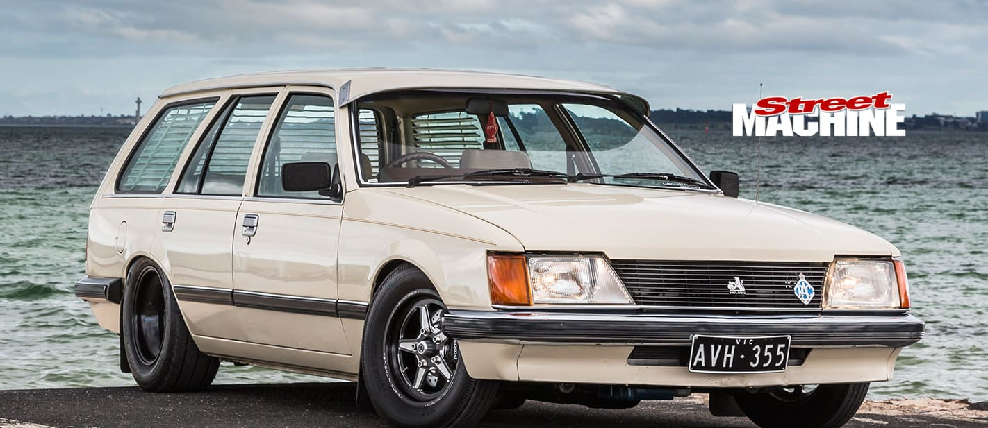 holden vh wagon 1 nw