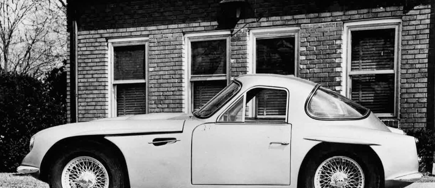 Cars of 1966 Bill Tuckey remembered