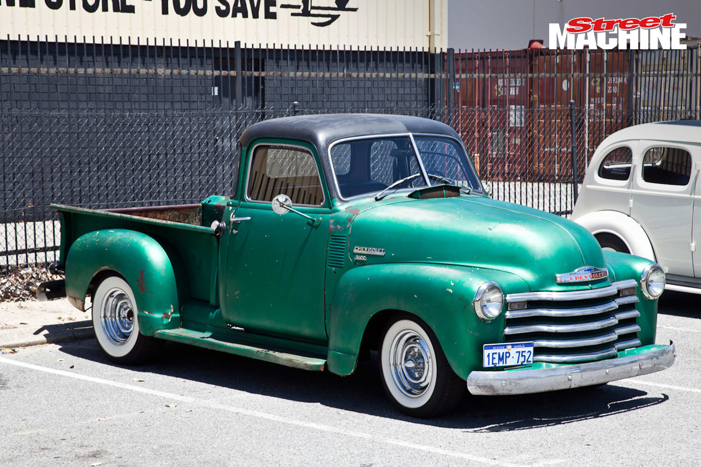 Chevy Pick Up 14 Nw
