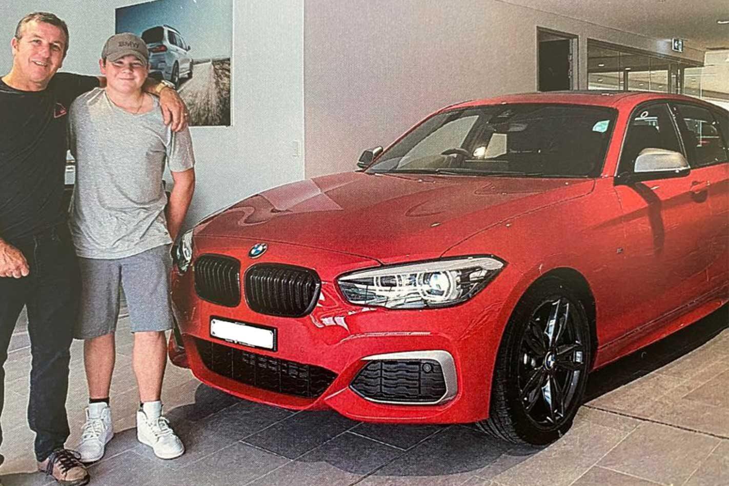 Last Australia BMW M140i sold