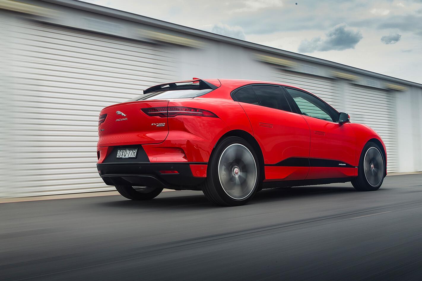 Jaguar I Pace Garage Jpg