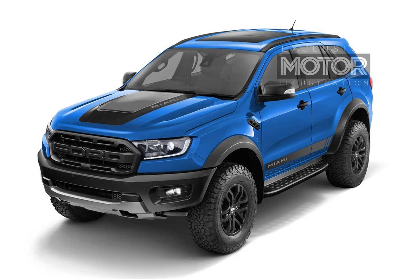Ford Everest Raptor Miami Sweet Dream Marked Jpg