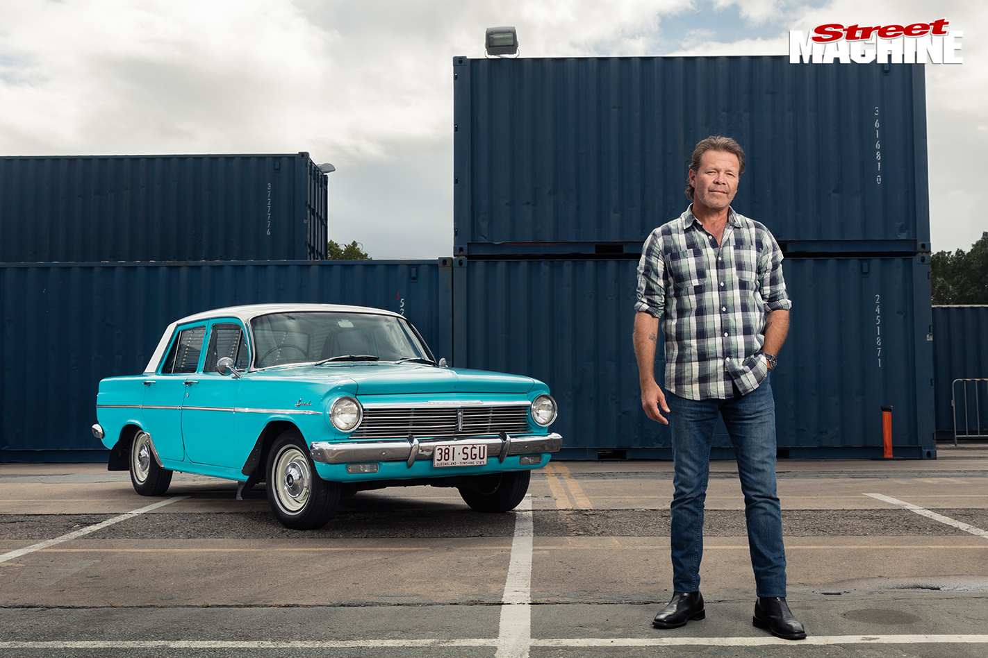 TROY-CASSAR-DALEY'S-HOLDEN-EH-front