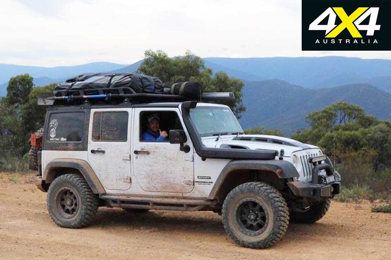 Readers 4 X 4 S March 2019 JEEP WRANGLER UNLIMITED Jpg
