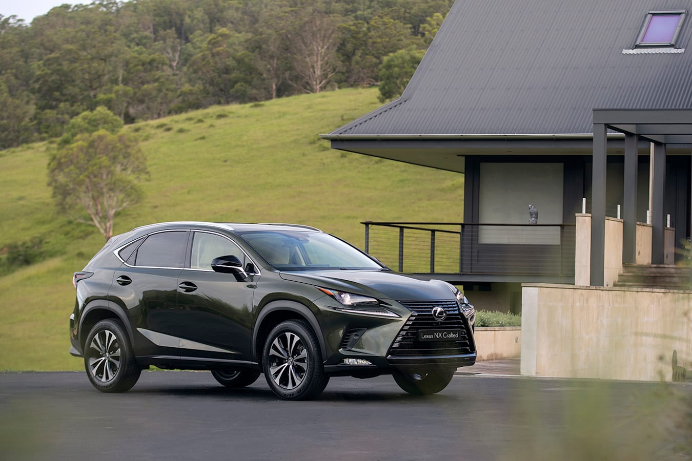 Lexus NX Crafted Edition