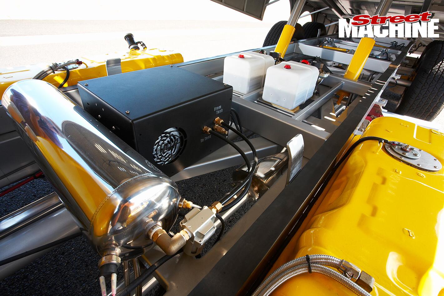 Chev -tow -truck -compressor