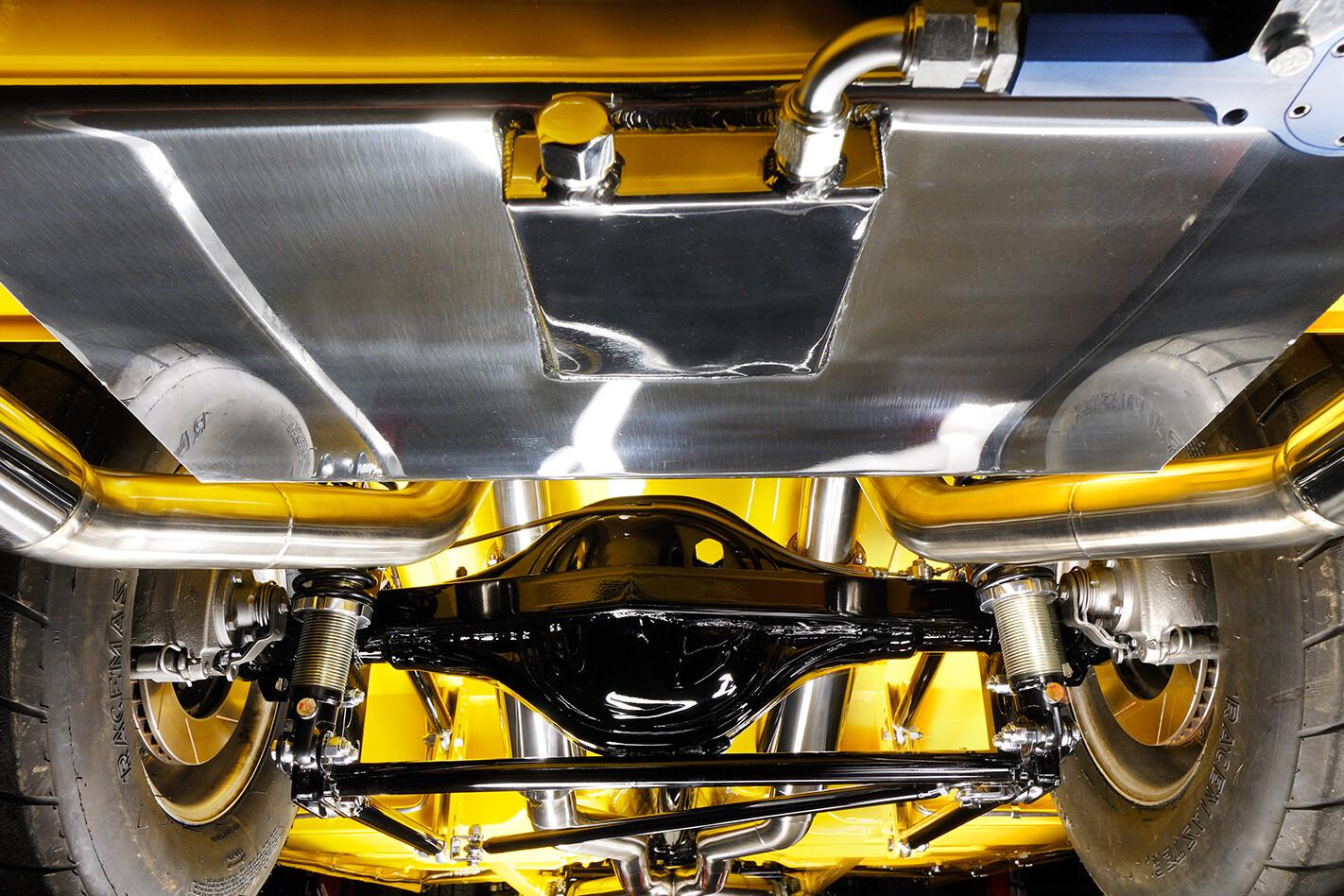 Ford Falcon XY under