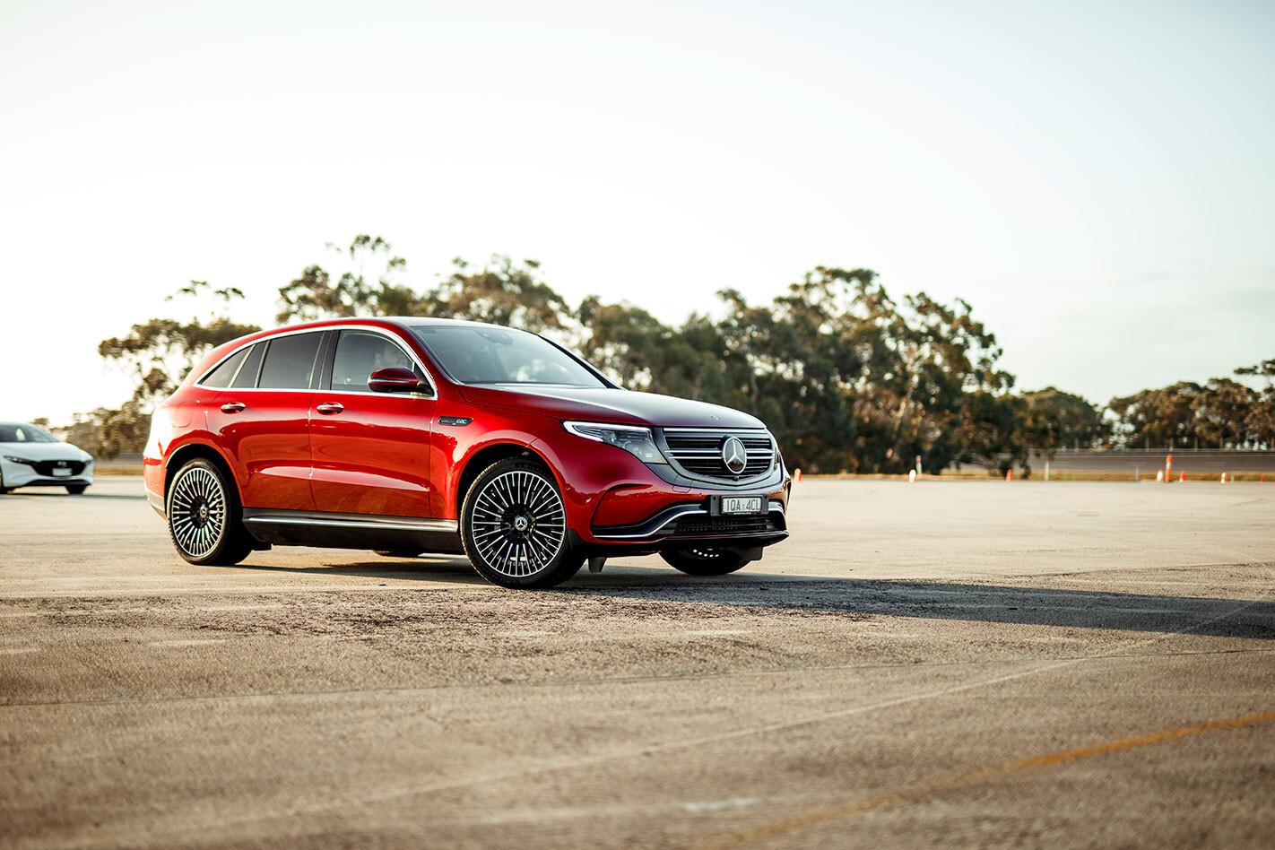 Mercedes-Benz - 2020 COTY Contender