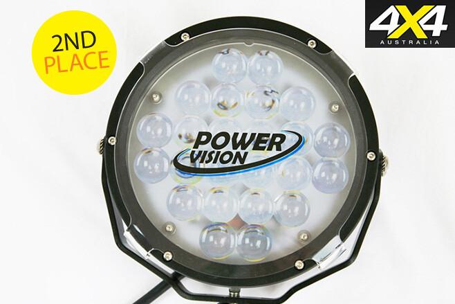 Second place power vision 24 LEDs 2