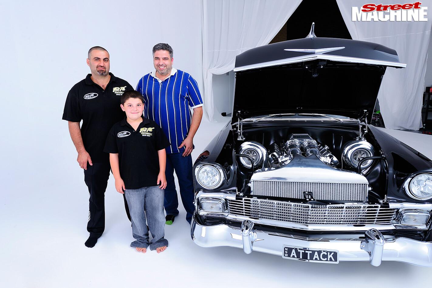 Chevrolet -engine -bay